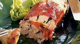Tarragon & Almond Chicken