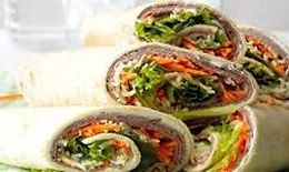 Beef & Cheese Wrap