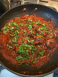 Spicy Lamb Meatballs