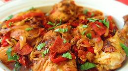 Spanish Chicken & Chorizo