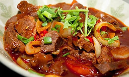 Red Curry of Beef