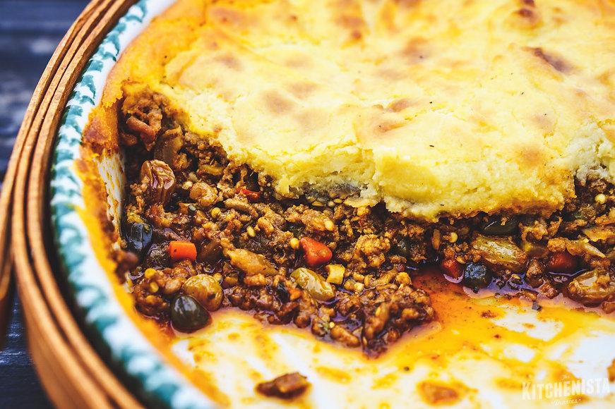 Shepherds Pie wit a Twist