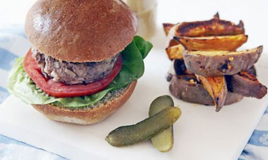 My Beef Burger