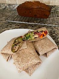 Spicy Tuna & Avocado Wrap