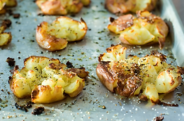 Crash Hot Jersey Potatoes