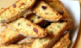 Fruit & Nut Biscotti