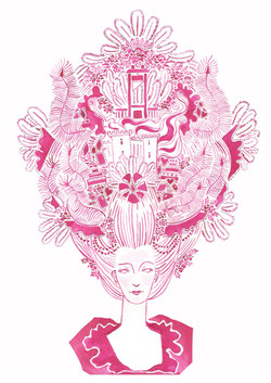 Marie Antoinette and the Pouf of Death