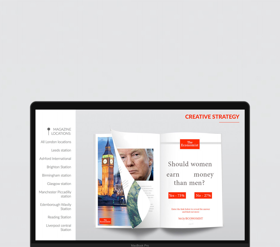 Marketing Elite Presentation Design x Em