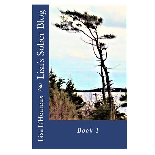 Lisa's Sober Blog Book 1 Paperback
