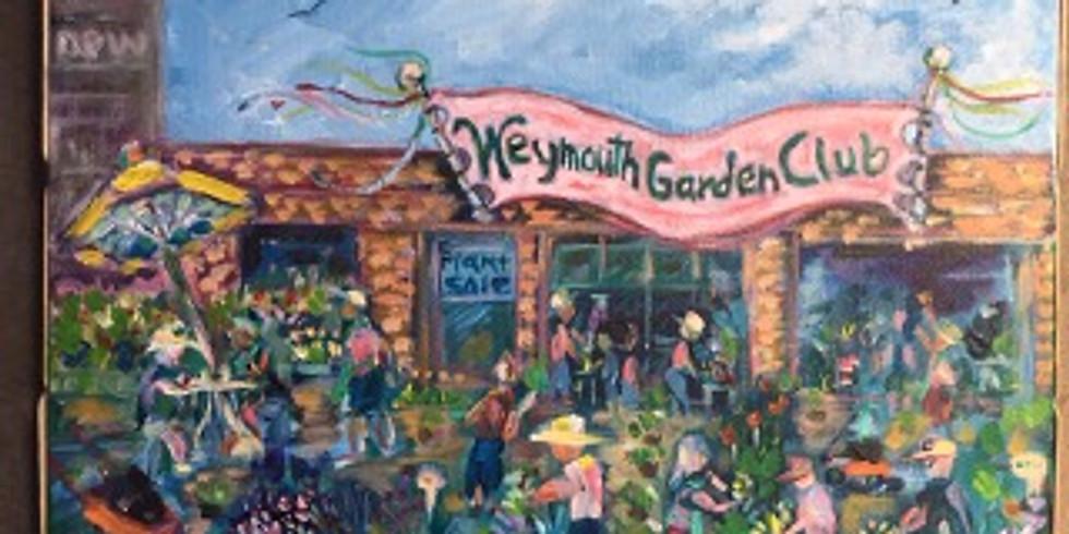 "Weymouth GC, ""Plant Sale"""