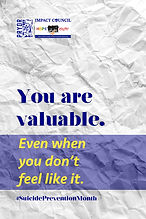 YOU ARE VALUABLE - march.jpg