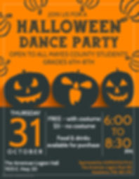 Copy of Halloween Party - Made with Post