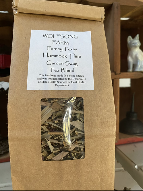 Hammock Time Garden Swag Tea Blend