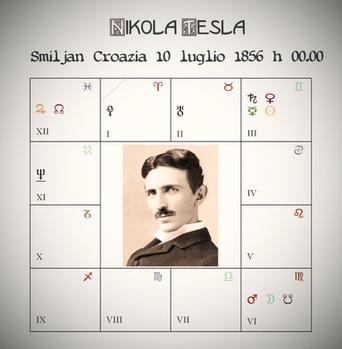 Il Tema Natale di Nikola Tesla