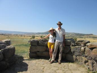 Tour Sardegna Archeologica: Santu Antine, Macomer e museo di Cabras