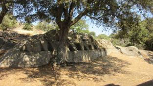 Tour Sardegna Archeologica: Oschiri altare di Santo Stefano