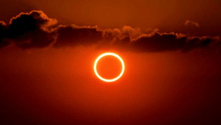 10 giugno eclissi di Sole in Mrigashirsha