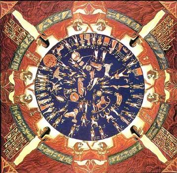 Lo zodiaco di Dendera