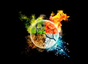 Elementi e Qualità in Astrologia Vedica