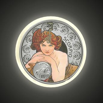 Eclissi di Luna in Scorpione/Anuradha