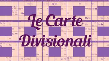 Le Carte Divisionali