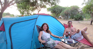Iniziazione al campeggio