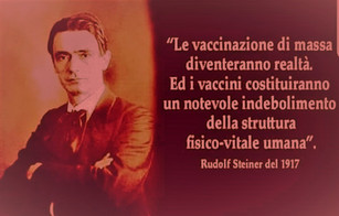 Estratti di libri e conferenze di Rudolf Steiner sul tema bacilli, virus e pandemie