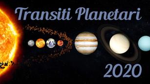 Transiti planetari 2020