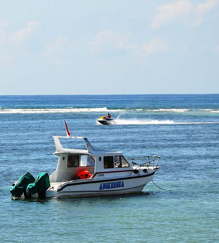 Tanjung Benoa (photo by M. Manske)