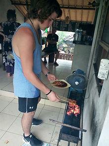 cooking class - Warung Nike