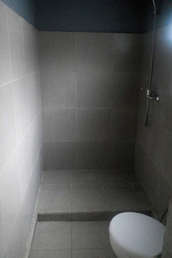 Nike House - bathroom