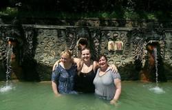 hot spring, Singaraja