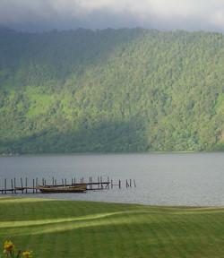 Lake Bratan