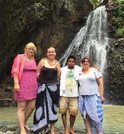 waterfall, Sangsang