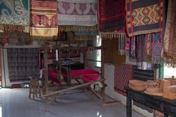 weaving, Tenganan