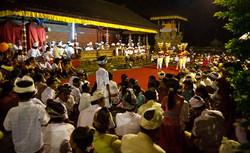 temple ceremony (photo M. Margolis)