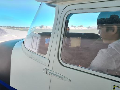 Three future pilots