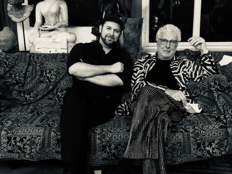 André Hellers Hauskonzerte mit Günther Groissböck