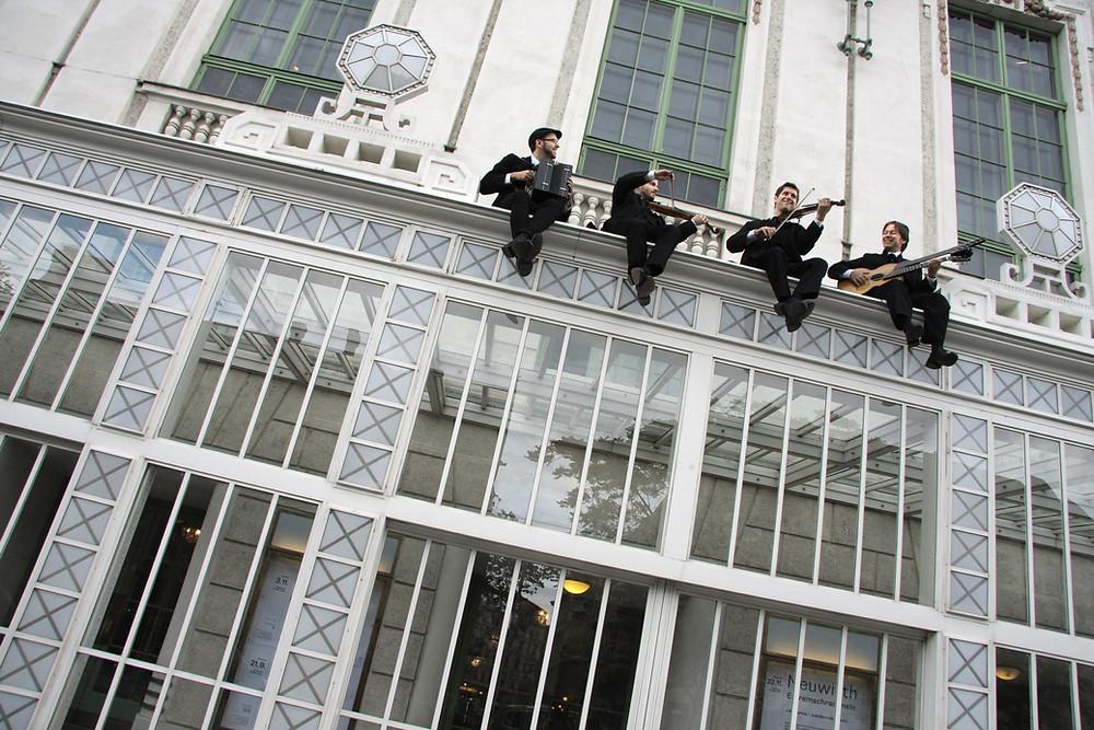 Neue Wiener Concert Schrammel am Wiener Konzerthaus