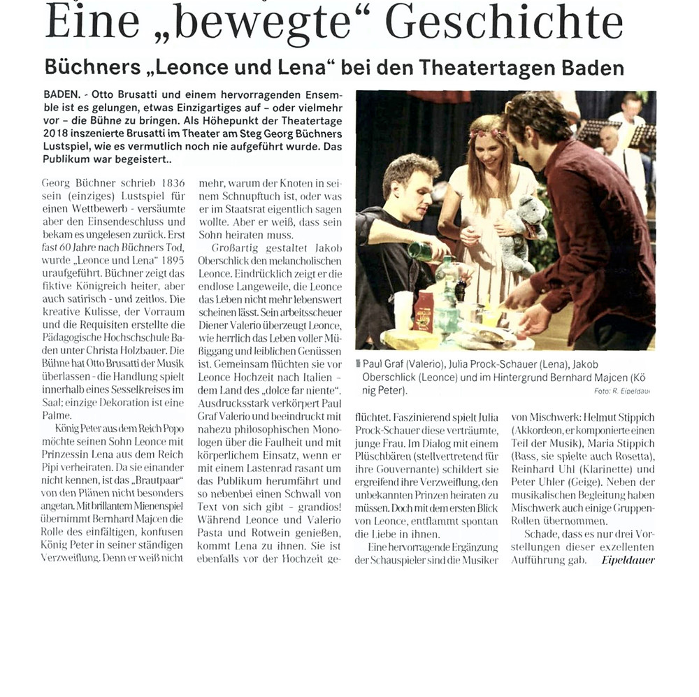 Pressebericht GAMUEKL