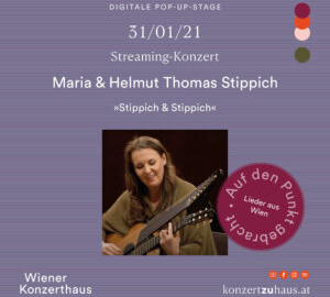 Streaming-Konzert aus dem Großen Saal des Wiener Konzerthauses