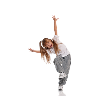 no background hip hop girl.png