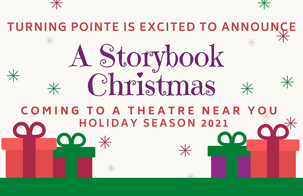 Turning Pointe Is excited to announce.pn