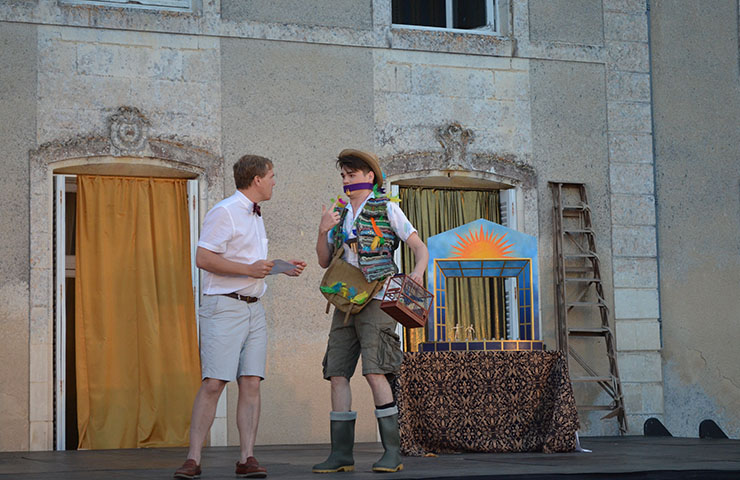 Papageno, Die Zauberflöte