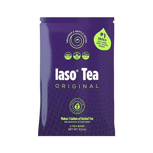 1 WEEK SUPPLY IASO TEA