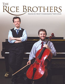 The Rice Brothers Promotional Flier (Fro