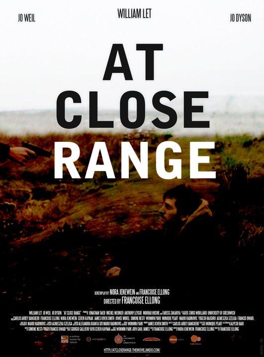 At Close Range Film Poster