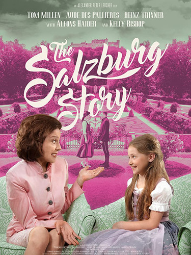 The Salzburg Story Film Poster