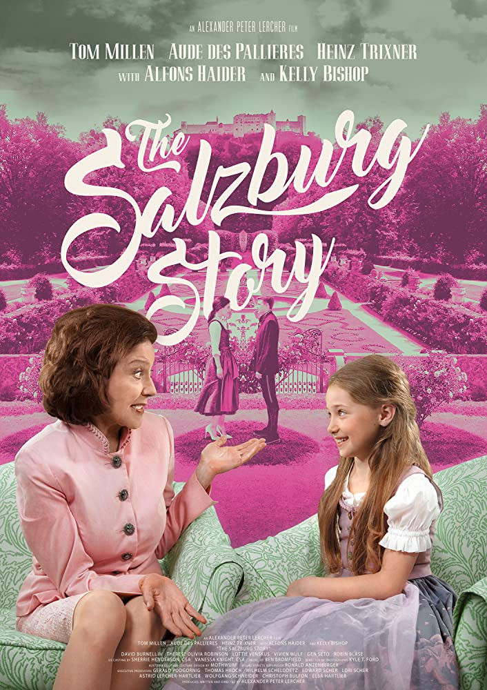 The Salzburg Story Film Poster