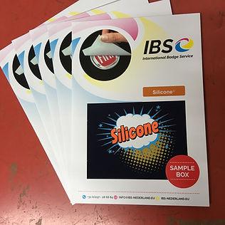 Sample-box aanvragen IBS